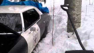 Dodge Monaco Cold Start (part 2)