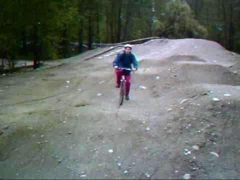 Vancouver Mountain Bike Meetup - Port Coquitlam River Trail Part 5