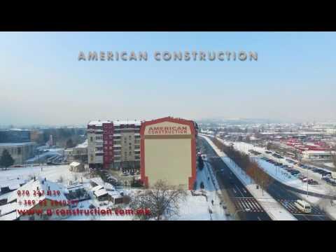 AMERICAN CONSTRUCTION DOOEL Skopje