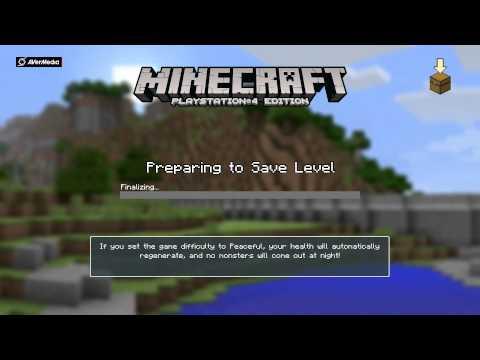 Minecraft Adventuring Time trophy guide PS4 & PSVITA (rare method)