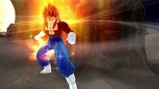 Fusion Goku SSJ4 and Vegeta SSJ4 into Vegeto SSJ4 (Vegetto SSJ4 Fusion Mod in DBZ Tenkaichi 3)