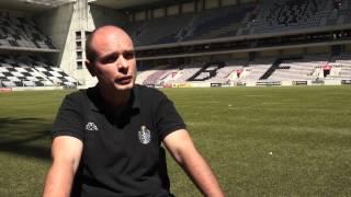 Entrevista: Hélder Ferreira (Boavista F.C)