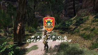 Arma 3 Vietnam - M.A.C.V.S.O.G Operation Below