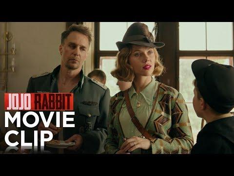 "JOJO RABBIT | ""Frau Betzler"" Clip | FOX Searchlight"