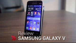 Samsung Galaxy V Review Hd Indonesia