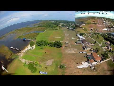 HD 4/22/18 3KM Flight and Battery Abuse