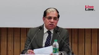 Aravind Datar Vs Raju Ramachandran Arguing Privy Purses Case Moderated by Justice Sikri