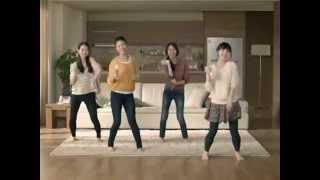 Jeongyeon & Nayeon Nintendo Wii Just Dance 2 CF