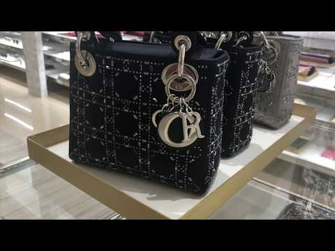 Shopping the most expensive handbags in worlds most luxurious mall- Dubai mall extension.