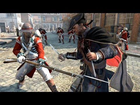 Assassin's Creed 3 Haytham Kenway Unstoppable Killer