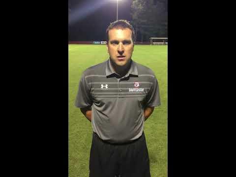 Head Coach Adam Denton's Thoughts vs. Gardner-Webb