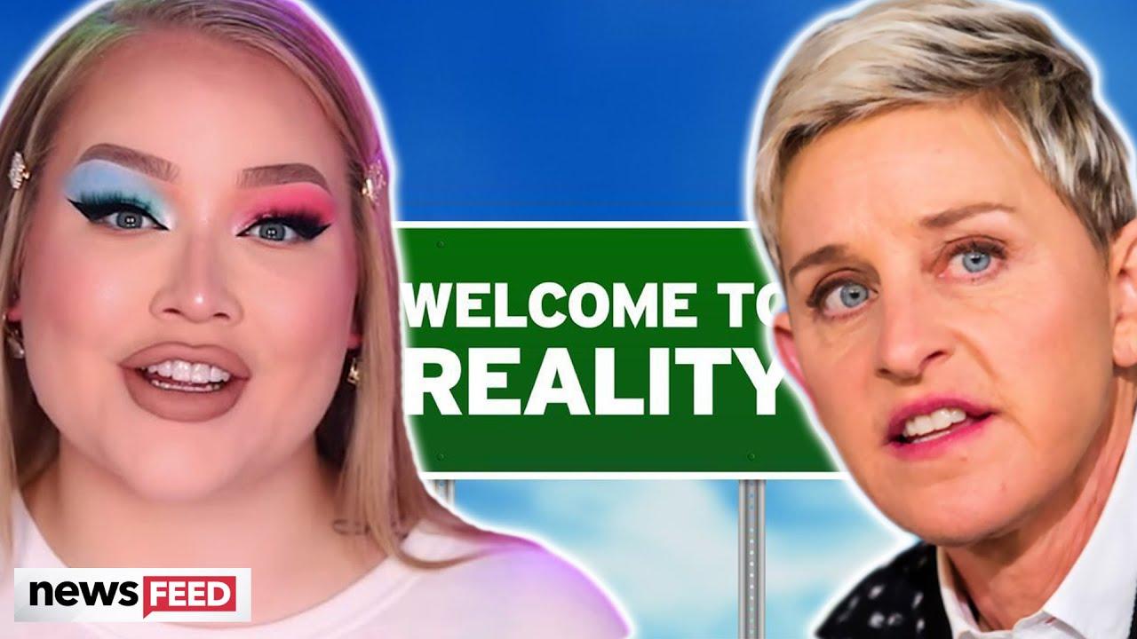 NikkieTutorials calls out Ellen DeGeneres for 'Cold & Distant' Meeting!