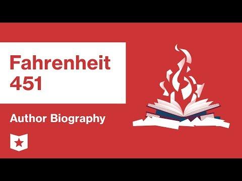 Fahrenheit 451  | Author Biography | Ray Bradbury