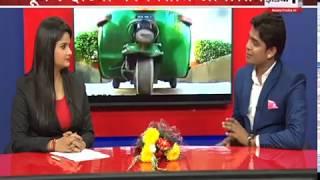 Live interview || Vishal Srivastav || National News Channel || News1India ||  Part 1