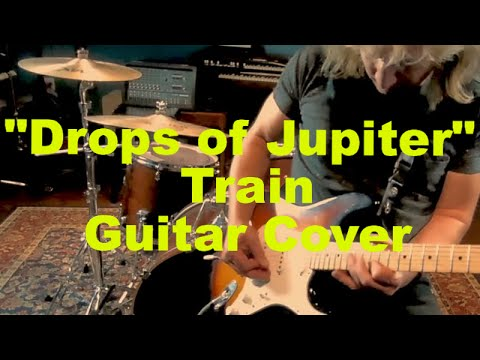 Drops Of Jupiter Tell Me Train Instrumental Cover Youtube