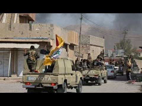 Download Youtube: Pro-Iraqi fighters clash with Kurdish troops in Kirkuk