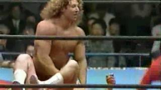 Hiroshi Wajima Vs. Tom Magee All Japan - 4-21-88