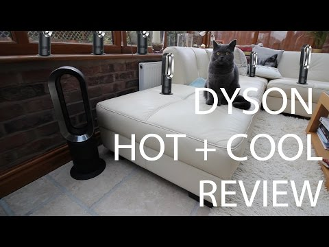 dyson hot and cool am09 fan heater which first look doovi. Black Bedroom Furniture Sets. Home Design Ideas