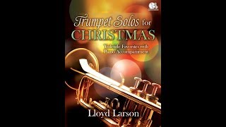 Trumpet Solos for Christmas - Lloyd Larson
