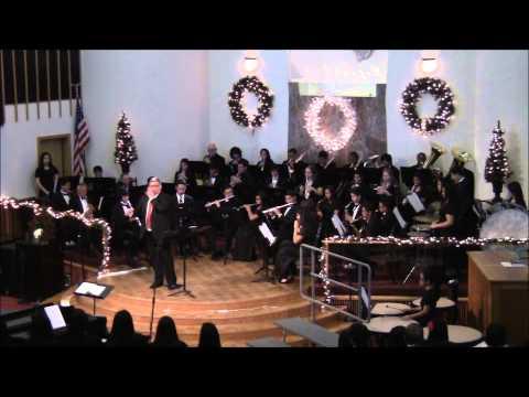 San Diego Academy Christmas Musical Program '13
