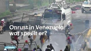 Crisis in Venezuela: dit speelt er - RTL NIEUWS