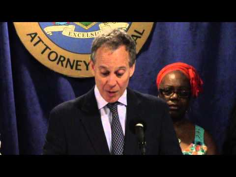 A.G. Schneiderman Showcases Achievements Of Housing Programs To Rebuild New York Neighborhoods