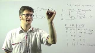 Digital Logic - Latch Circuits