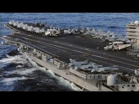 War games on Korean Peninsula escalate US-DPRK tensions