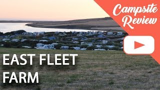 East Fleet Farm Touring Park Review - Weymouth Campsite