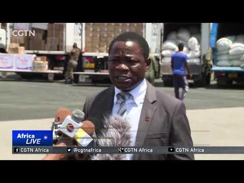 Tanzania sending relief supplies to Mozambique
