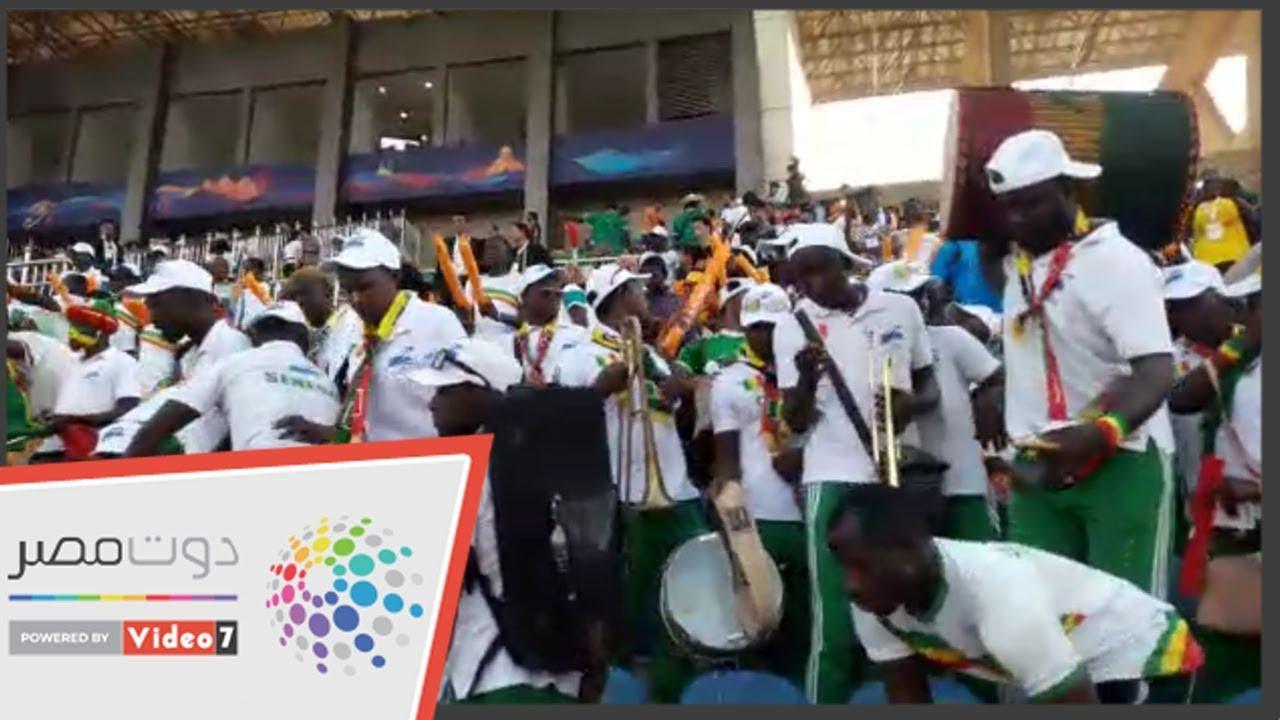 اليوم السابع :جماهير السنغال تتسلح بالطبول قبل لقاء تونس