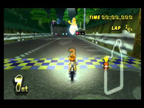 Mario Kart Wii | 32 Track - 150cc Races - CPU Hard [With Daisy]