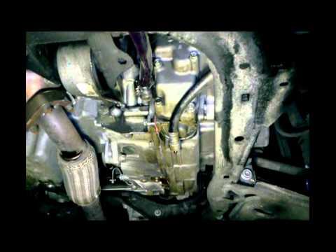 Transmission Fluid Flush >> Saturn Astra Transmission Drain and Flush - YouTube