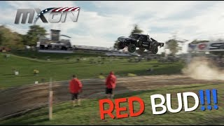 RACE TRUCK at RED BUD!!! Brian Deegan goes to Motocross of Nat…