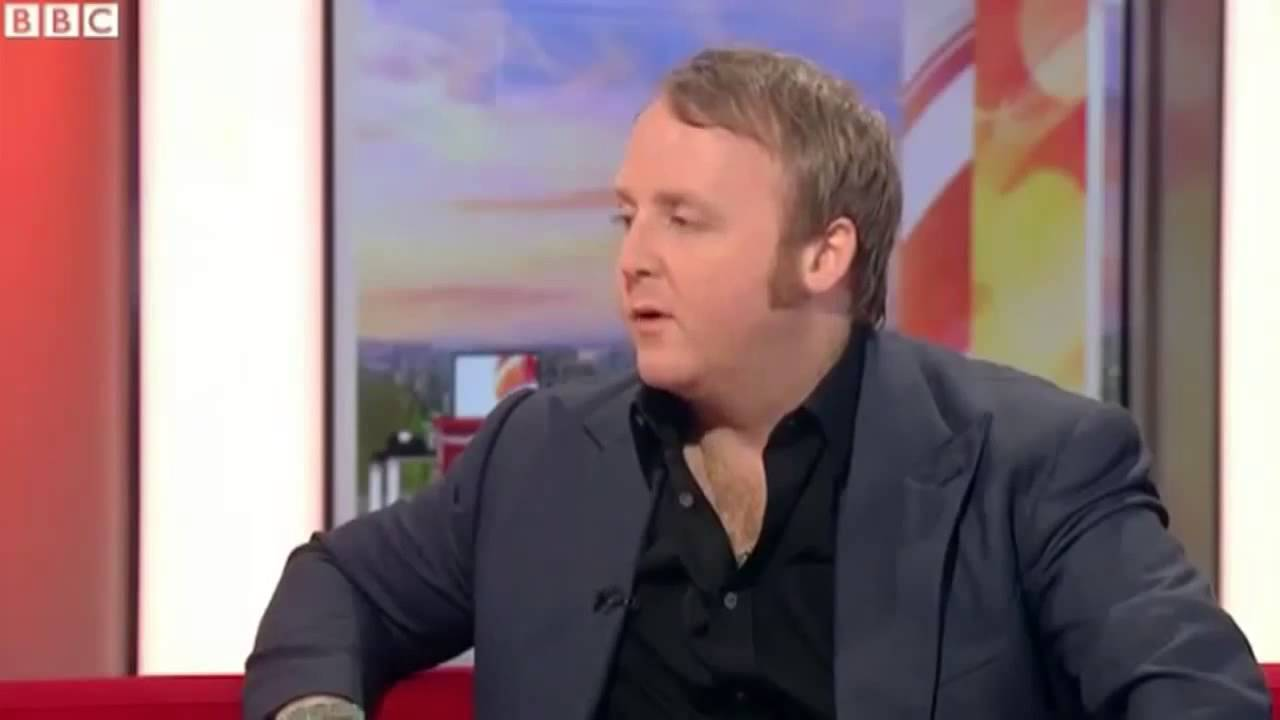 Paul McCartneys Son James Gives Awkward TV Interview On BBC Breakfast Show