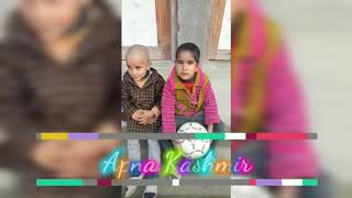 Kashmiri Cute Kids. #Abrar_ahmad_ulla new video