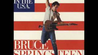 Rare version of Glory Days by Bruce Springsteen