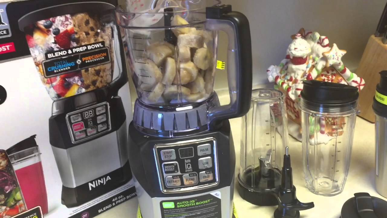 Nutri ninja blender system with auto iq technology - Nutri Ninja Blender System With Auto Iq Technology 13