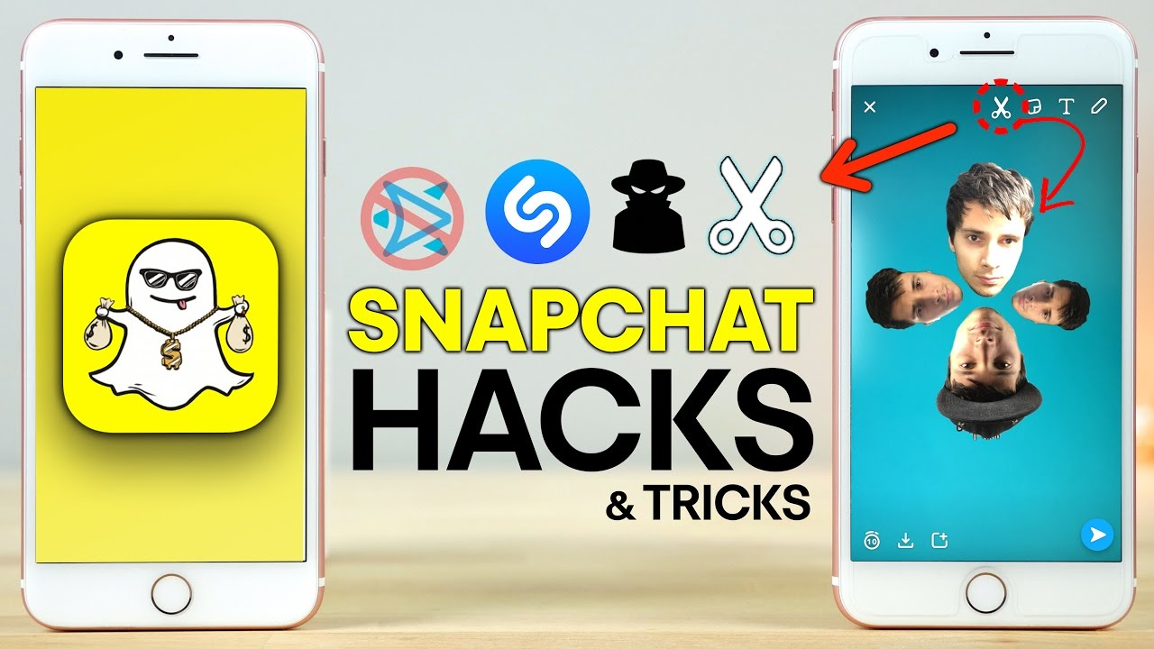Snapchat Hacks & Awesome New Features!