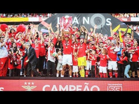 Tricampeão ● Sport Lisboa e Benfica ● 2015/16