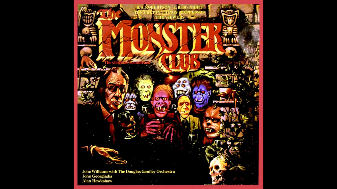 Download The Viewers - Monsters Rule O.K. (from 'The Monster Club', 1981)