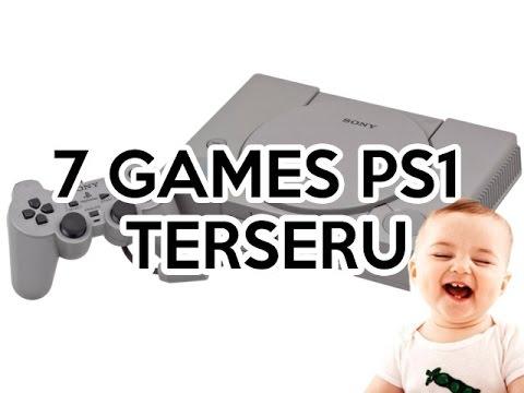 7 Games PS1 Terseru