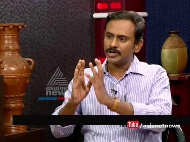 Kanam Rajendran shows the disagreement towards Govt's stance on RTI controversy