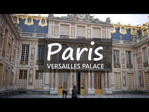 Beautiful Versailles Palace and Gardens Tour
