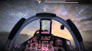 DCS World - Su-27 Flanker - Aerial Combat (Battle at Dawn)