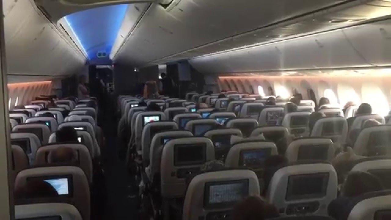 79bfdcf40811 British Airways 787-9 Toronto To London