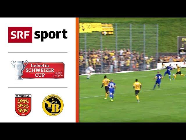FC Freienbach - YB 2:11 | Highlights - Schweizer Cup 2019/20 - 1/16-Finals
