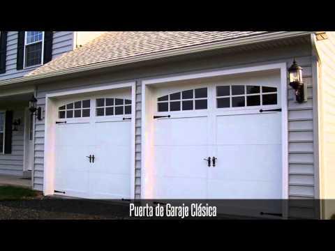 Puertas autom ticas garage puertas met licas portones for Imagenes de garajes rusticos