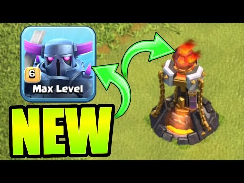HUGE NEW UPDATE!! - Clash Of Clans - NEW LEVELS ARE COMING!! 🔥
