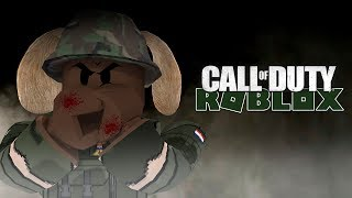 ROBLOX - CALL OF DUTY IN ROBLOX!!